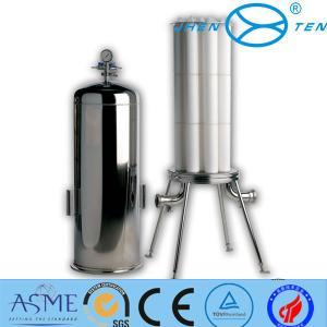 Buy cheap Струбцина фланца корпуса фильтра точности Inox нержавеющей стали санитарная from wholesalers