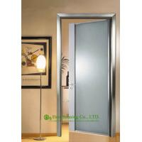 China Aluminum Modern Door For Restaurant Use,Customized Ecological Interior Door For Sale wholesale