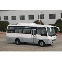 Long Distance Star Minibus Tourist Small Passenger Bus Rural Coaster Type