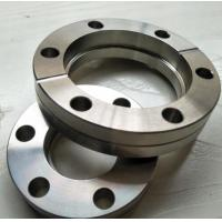 China CNC Machining Aluminum Pipe Fitting Flange for Oil & Gas Industry wholesale