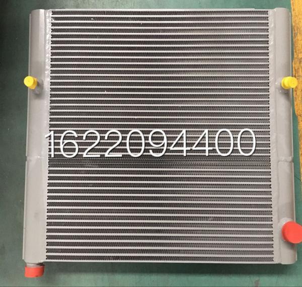 Quality compressor air cooler, compressor oil cooler, air cooler for screw compressor atlas copco compressor cooler for sale