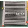 China compressor air cooler, compressor oil cooler, air cooler for screw compressor atlas copco compressor cooler wholesale