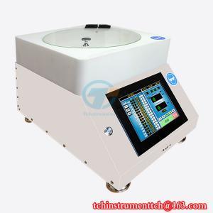 China KW-4E Heatable Spin Coater upto 200C with Oil-less vacuum pump, 3 vacuum chucks & 2 year warranty wholesale