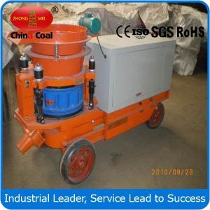 China 220V/380V  Wet shotcrete machine for construction wholesale