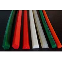 China Abrasion Resistant PU Extruded Polyurethane V Belt For Conveying Floor / Roof Tiles wholesale