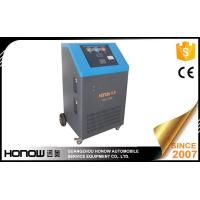 China Heavy Duty AC Refrigerant Recovery Machine Charging Device 14400L/ Hour Vacuum Pump wholesale