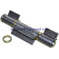 Welding hinge heavy duty H603A, with steel washer, material: iron, finishing: self color or zinc plating