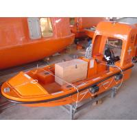 China Uesd marine 4.5rescue boat and outboard cheap price wholesale