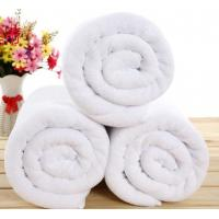 Extra big bath towel as 80*180cm, 800g white plain terry hotel towel for wholesale