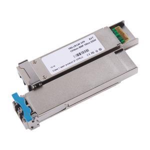 China Professional XFP ER Fiber Optic Transceiver Module , SFP Copper Transceiver wholesale