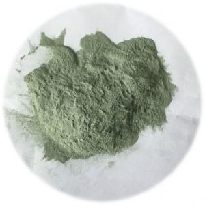 China High Hardness Green Silicon Carbide/Green Carborundum powder 700# 800# For Break Lining on sale