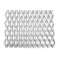 China Galvanized Treatment Expanded Metal Wire Mesh Panels For Window Safety on sale