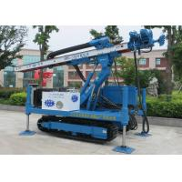 China ISO9001 Dth Hammer Anchor Drilling Rig Foundation Piling Machine MDL-135H wholesale