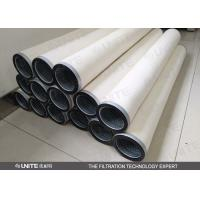 China Gas solid separation filter elements for petro chemical plants dry gas filter system wholesale
