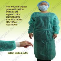 Ly Disposable Nonwoven Isolation Gown