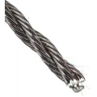 China 316 Stainless Steel Wire Rope 3x7 Hollow Core  For Anchor Mooring Salvage Operations wholesale