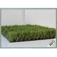 China UV Resistant Indoor Outdoor Artificial Grass For Balcony Decoration 160 s/m Stitch wholesale