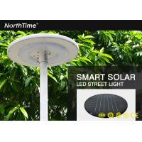China UFO Shape All In One Solar LED Garden Lights 25W For Landscape Lighting wholesale