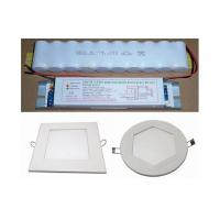 China 2700-6500K 1200-1300Lm Emergency LED Panel Light , led circular panel lights wholesale
