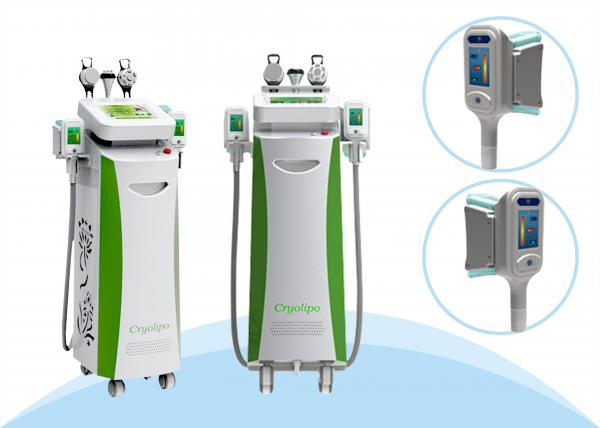 Quality Cellulite Removal Cryolipolysis Slimming Machine , Fat Melting Machine for sale