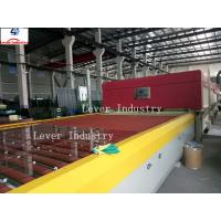 Double Heating Chamber Glass Tempering Machine
