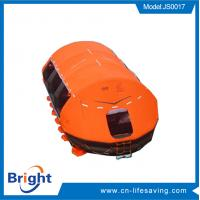 China Davit-launched inflatable life raft for 18-35persons wholesale