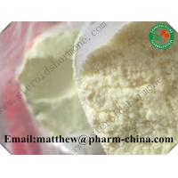 China No Side Effect Anabolic Anti Aging Steroids Yellow Powder Trenbolone Acetate CAS 10161-34-9 wholesale