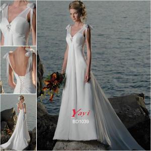 Buy cheap Bridal Wedding Dress, Beach Wedding Dress (BD1039) from wholesalers