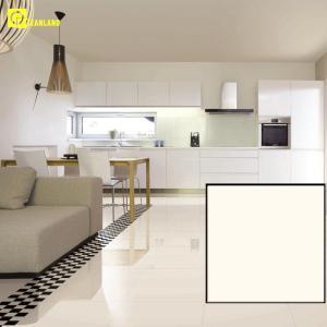 China Polished Porcelain Floor Tile (Ivory White, Soluble Salt PC001) wholesale