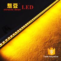China RGB Color Linear LED Strip 30000 H Lifespan 288000mcd Intensity For Outdoor wholesale
