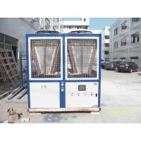 China Industrial Hanbell Air Cooled Screw Chiller With Semi-Hermetic Compressor , 177 A 325kw 3350 kg wholesale