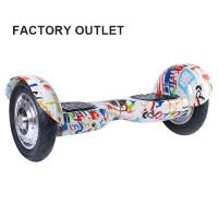 China Adults Chirldren Dual Wheels Self Balance Scooter Hoverboard 10 Inch with hoverkart wholesale