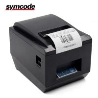 China Symcode 80 Mm Receipt Printer / POS Thermal Printer Multi Language For Logistic on sale