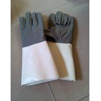 China leather welding gloves wholesale