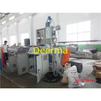 China Professional PPR / HDPE Pipe Manufacturing Plant Plastic Extrusion Equipment wholesale