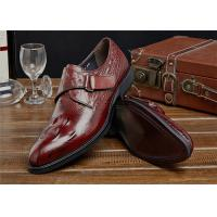 China Most Comfy Classic Dress Shoes Daily Footwear With Welt Outsole Antiskid wholesale