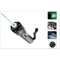 China Green Laser Flashlight[Green Laser Pointer + LED Torch Light ](TD-GLP-01) wholesale
