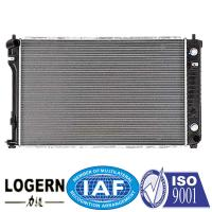 China Dpi 2879 GM Aluminum Radiator For Torrent / Equinox