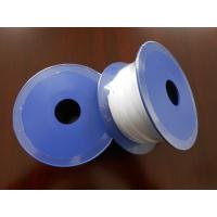 China White Color PTFE Gasket Tape One Side Adhesive For Industrial Seal wholesale