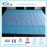 China Medical PP coated PE back table cover on sale