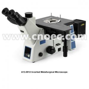 Buy cheap Microscope optique métallurgique A13.0912 de système optique de Corrrected de couleur d'infini from wholesalers