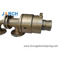 China High Temperature Hydraulic Rotary Union 300psi hot oil quick machine coupling pipes wholesale