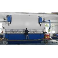 China Metal Sheet CNC Hydraulic Press Brake Forming With 4000KN Force wholesale
