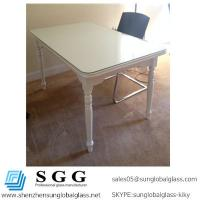 China dining tables used awesome white furniture glass top wholesale