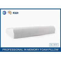 Natural Contoured Bamboo Charcoal Memory Foam Pillow Neck Support During Sleeping