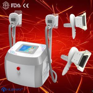 China Portable cryolipolysis slimming machine , antifreeze vacuum machine for sale on sale