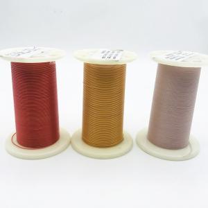 China Class F 0.16 - 1.0 Mm Frukawa Triple Insulated Wire wholesale
