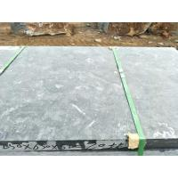 China Durable Unpolished Swimming Pool Coping Stones Blue Limestone Tiles And Slab wholesale