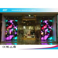 China P4mm Curve Flexible LED display Screen Wifi controlled with easy addressable wholesale
