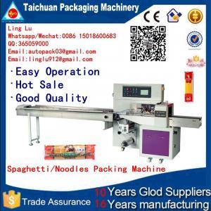 China high performance horizontal nipple Packing Machine price in business on sale